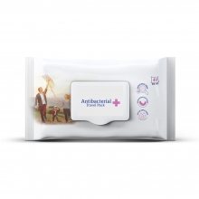 Antibacterial Wipes - Pack of 40 Wipes