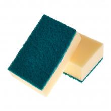 Sponge Scourer - 10 Pack