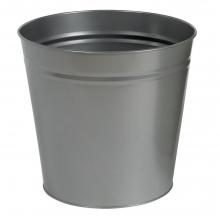 Round Metal Waste Paper Bin