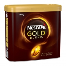 Nescafe Gold Blend Coffee Tin 750g