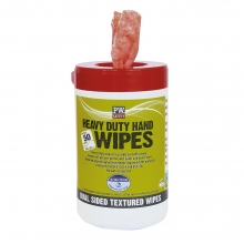 Portwest IW30 Heavy Duty Hand Wipes - Tub of 50