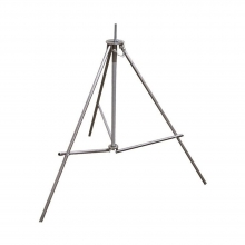 Telescopic Tripod for Roll-Up Signs