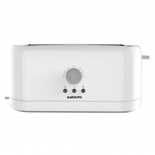 White Gloss 4-Slice Toaster
