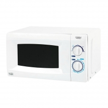 White Microwave Oven 17Ltr 700W