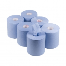 Centrefeed Rolls 2 Ply 150m - 6 Pack