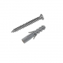 Cavity Plugs & Screws - Pack of 200