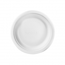 Vegware 7in Bagasse Plate - Pack of 500
