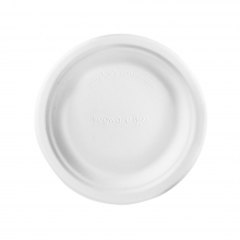 Vegware 9in Bagasse Plate - Pack of 500