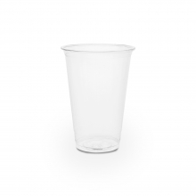 Vegware Plain Cold Cup 9oz - Pack of 1000