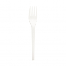 Vegware Compostable CPLA Fork - Pack of 1000