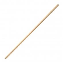 """Wooden Broom Handle 4.1/2ft x 1.1/8"""""""