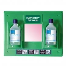 First Aid Eye Wash Station