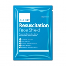 Resuscitation Face Shield
