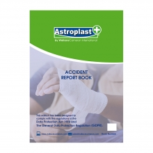 Astroplast Accident Report Book