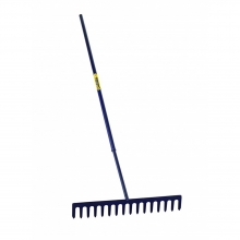 Square Asphalt Rake 16 Teeth