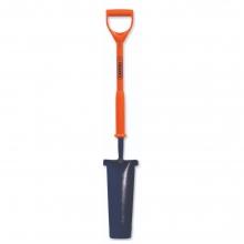 Shocksafe Safe-Dig Newcastle Drainer Treaded Shovel