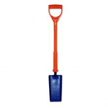 Shocksafe Safe-Dig Cable Layer Treaded Shovel