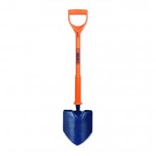 Shocksafe Safe-Dig General Service Treaded Solid Socket Shovel
