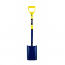 Solid Socket GPO Treaded Trenching Shovel Polyfibre