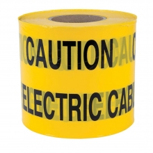 Caution Electric Cable Warning Tape