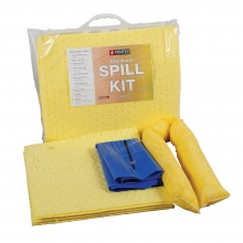 Chemical Spill Kit - Clip Top Bag