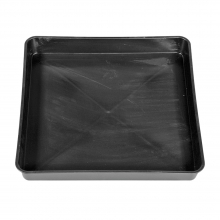 Large Square Plastic Drip Tray
