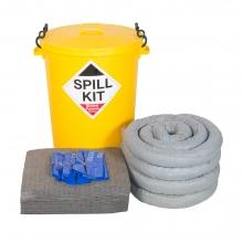 General Purpose Spill Kit - Yellow Drum