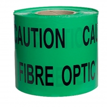 Underground Fibre Optic Warning Tape