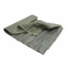Green Wax Proof Jute Tarpaulin