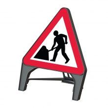 Road Works Ahead Q-Sign (P7001)
