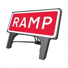 Ramp Q-Sign (P7013)