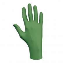 Showa 6110PF Biodegradable Nitrile Disposable Gloves