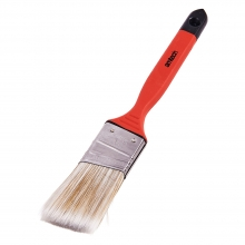 Soft Handle Angled Paint Brush