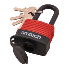 Weatherproof Long Shackle Padlock