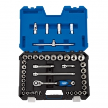Socket Set 1/2in Drive 41-piece