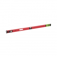 I-Beam Spirit Level With Side View Vial