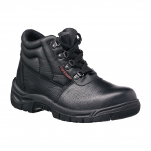 Tuffking Black Chukka Safety Boot
