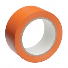 Orange PVC Builders Tape