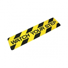 Anti-Slip Watch Your Step Tape