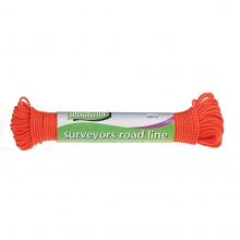 Orange Polypropylene Road Line