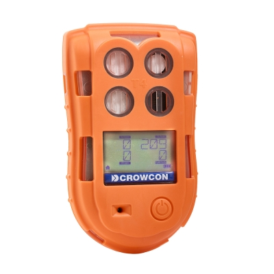 Crowcon T4 Gas Detector with Cradle Charger